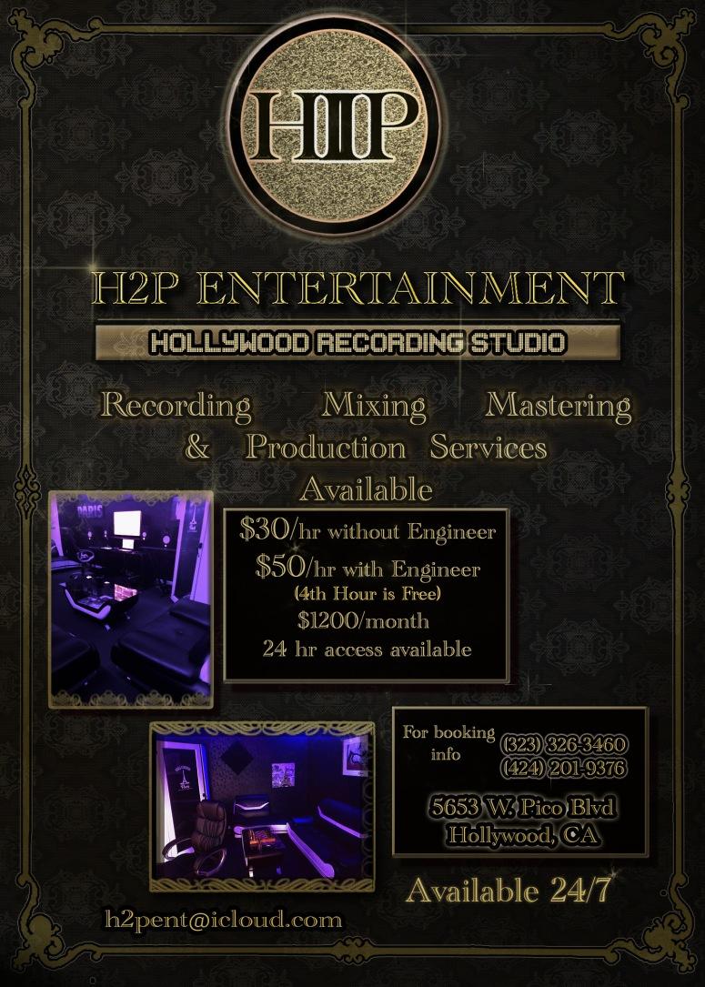 h2p flyer
